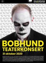 BOBHUNDTEATERKONSERT poster