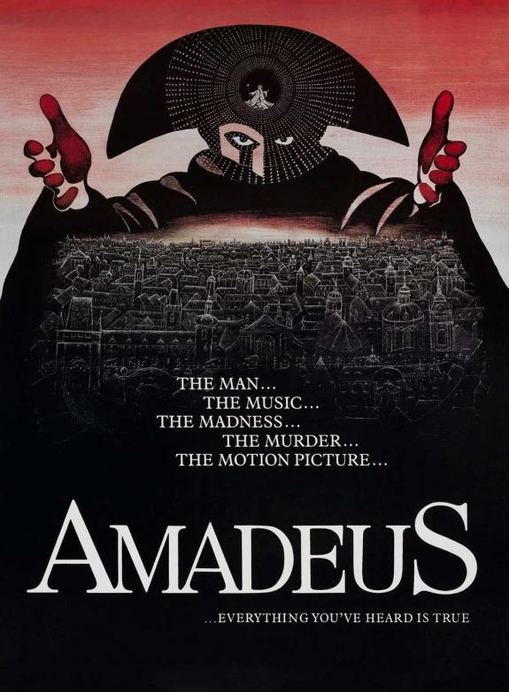 Amadeus - Directors Cut poster