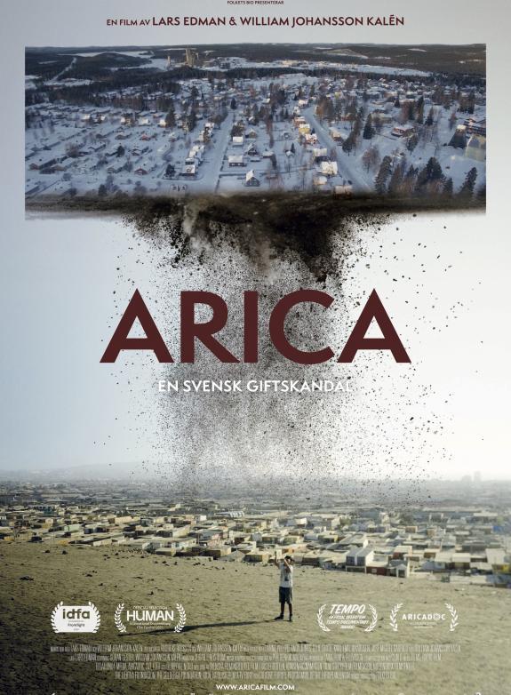 Arica (Sv. txt) poster