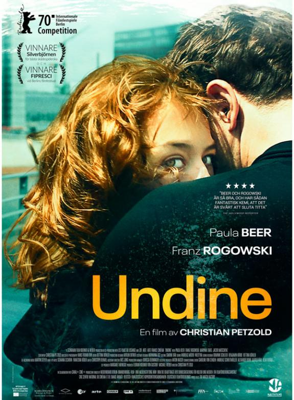 Undine poster