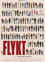 Flykt (Sv. text) poster