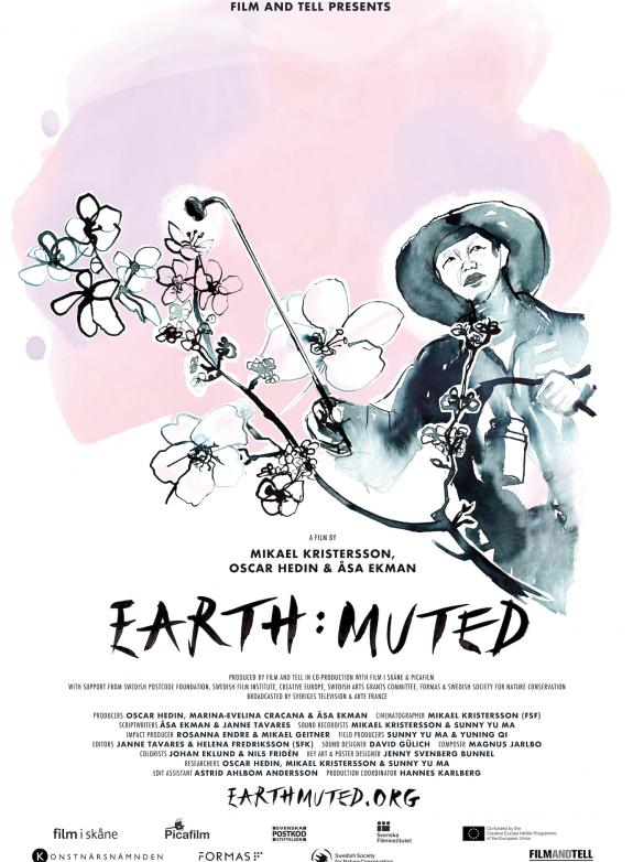 Earth: Muted poster