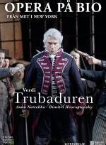 Trubaduren (2015) poster