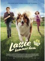 Lassie kommer hem (Sv. tal) poster
