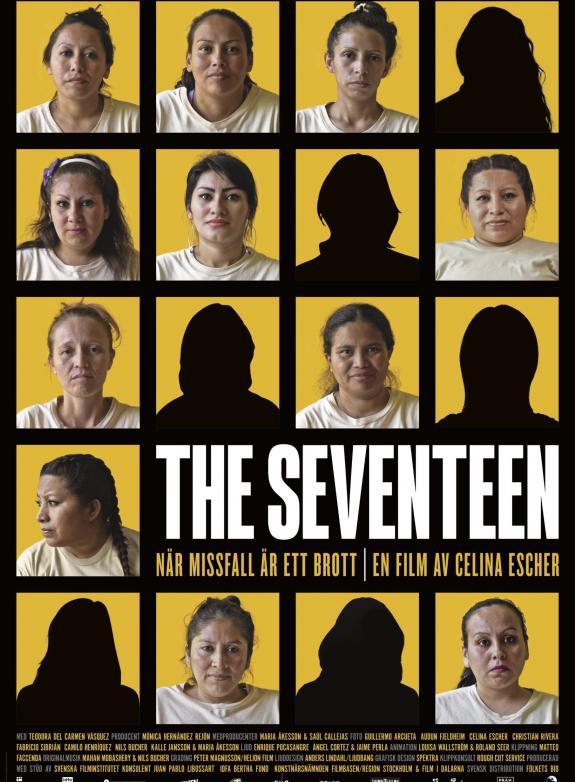 The Seventeen (Sv. txt) poster