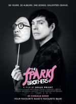 The Sparks Brothers poster