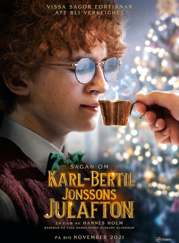 Sagan om Karl-Bertil Jonssons julafton (Sv. txt) poster