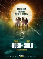 Århundradets rån / El robo del siglo poster