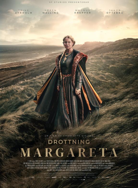Drottning Margareta poster