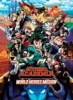 My Hero Academia: World Heroes' Mission poster