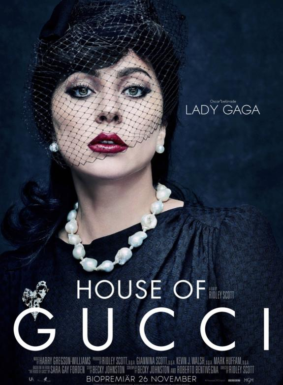 House of Gucci poster