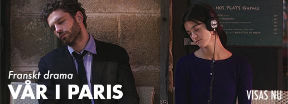 Vår i paris - visa