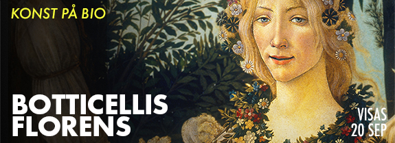 Botticellis Florens 20 sep