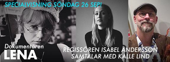 Lena Regisamtal Kalle Lind